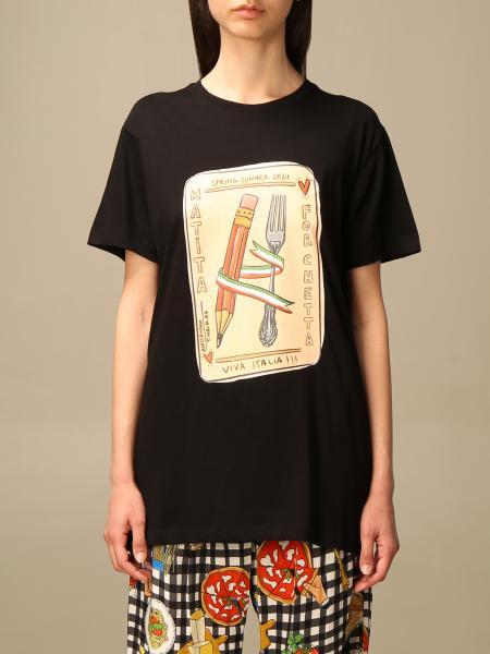 Alessandro Enriquez: T-shirt Alessandro Enriquez con stampa