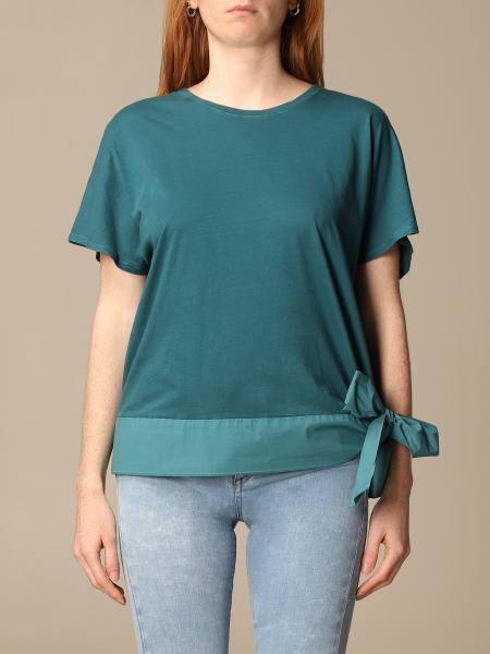 Roberto Collina für Damen: T-shirt damen Roberto Collina