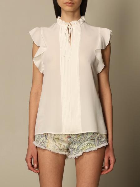 Etro women: Etro silk shirt