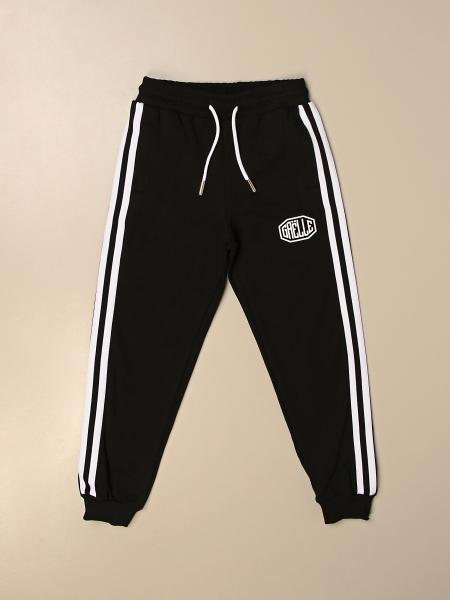 Gaëlle Paris jogging trousers with logo