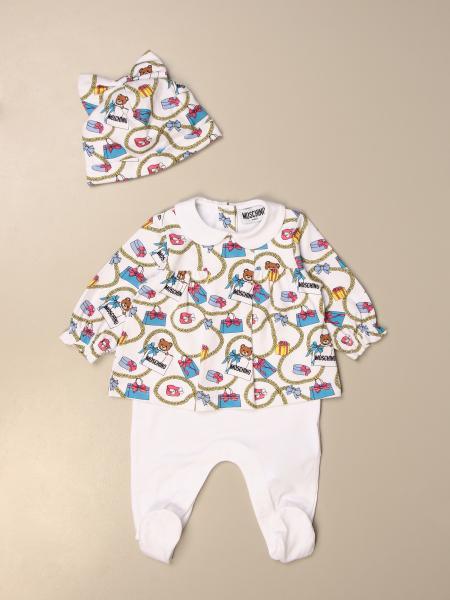 Pack niños Moschino Baby