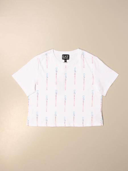 T-shirt kinder Ea7