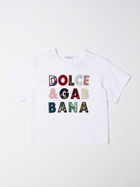 T-shirt Dolce & Gabbana con logo