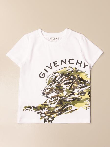 Givenchy: T-shirt kinder Givenchy