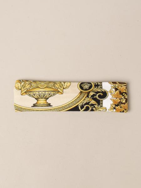 Versace Young baroque patterned headband