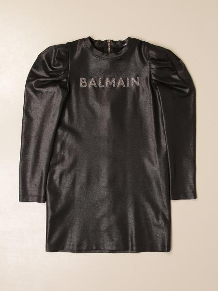 Abito Balmain con logo