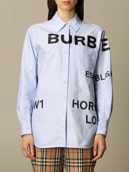 Sweatshirt damen Burberry