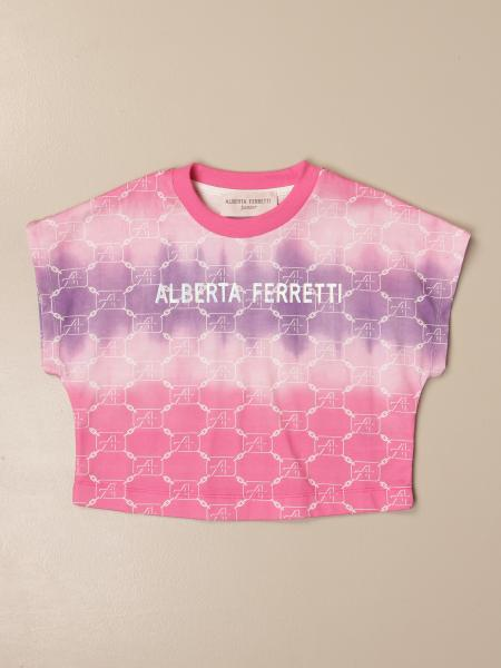 Футболка Детское Alberta Ferretti Junior