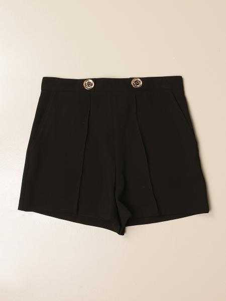 Pantaloncino a vita alta Elisabetta Franchi