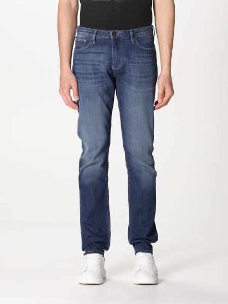 Emporio Armani: Emporio Armani 5-pocket jeans