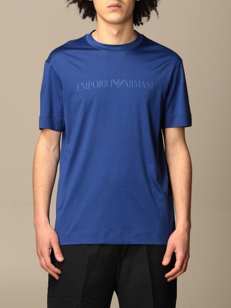 T-shirt basic Emporio Armani con logo