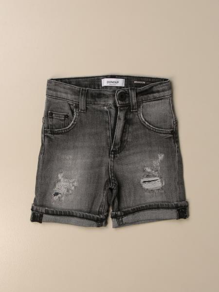 Pantaloncino di jeans Dondup a 5 tasche