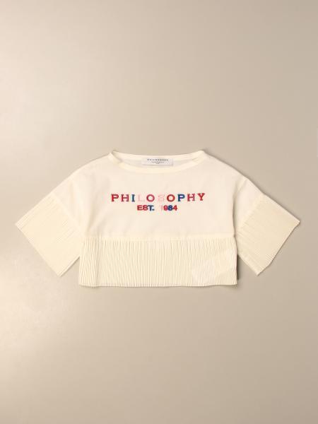 衬衫 儿童 Philosophy Di Lorenzo Serafini