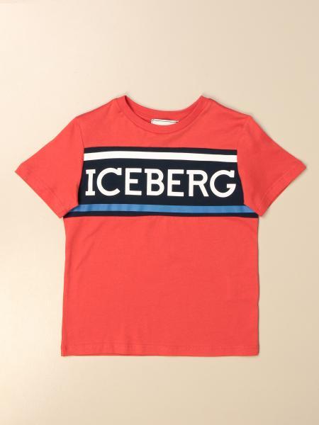 Футболка Детское Iceberg