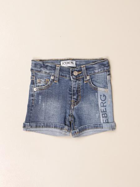 Pantalone di jeans Iceberg con logo
