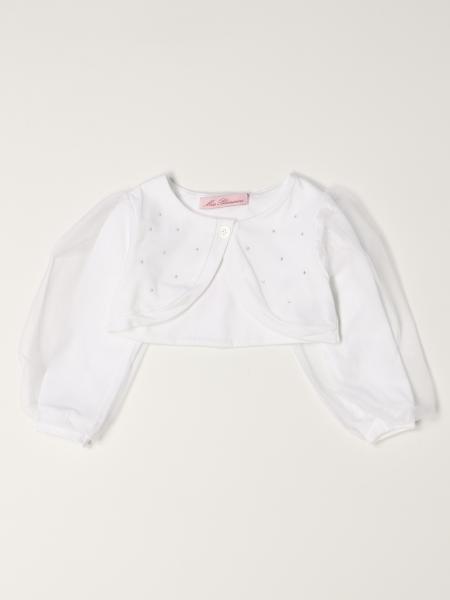 Miss Blumarine: Jacket kids Miss Blumarine