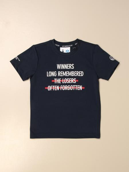 North Sails Prada: T-shirt kinder North Sails Prada
