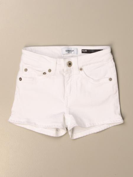 Pantalons courts enfant Dondup