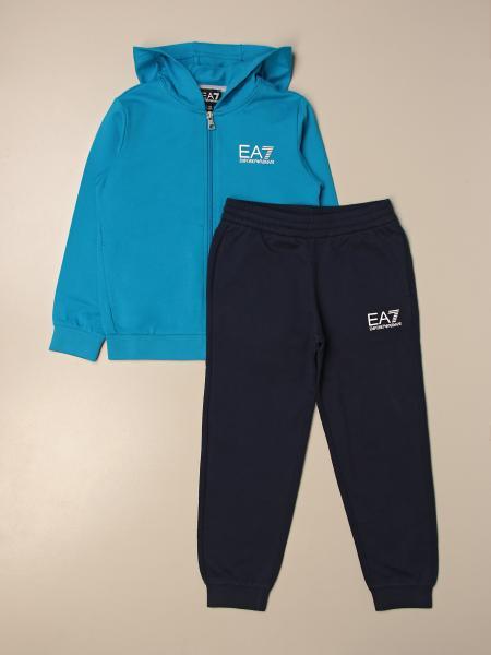 Emporio Armani: Emporio Armani sweatshirt + pants set