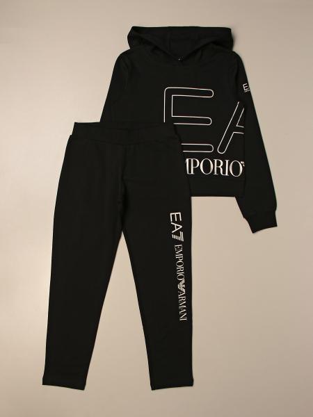 Completo felpa + pantalone jogging Emporio Armani