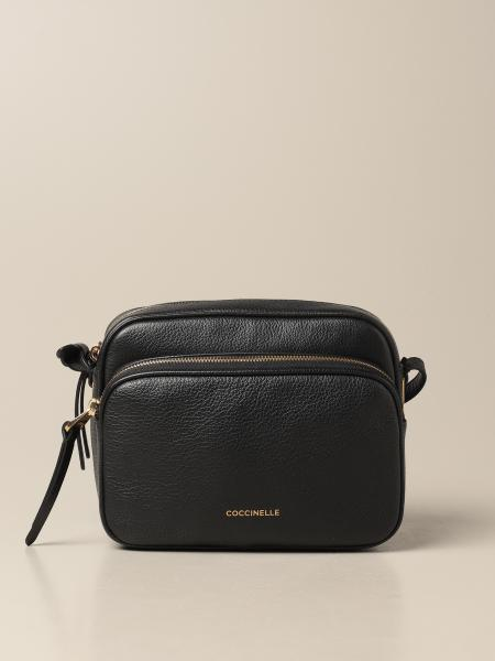 Coccinelle: Coccinelle bag in textured leather