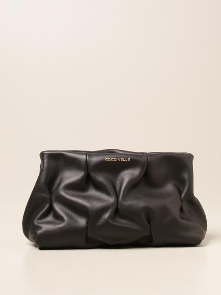 Coccinelle: Coccinelle bag in embossed leather