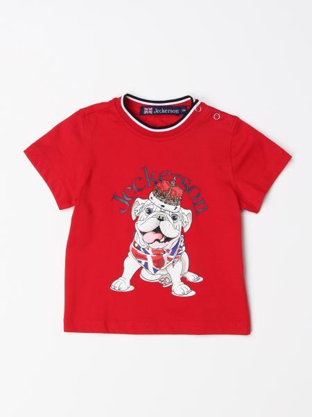 Jeckerson: T-shirt kids Jeckerson