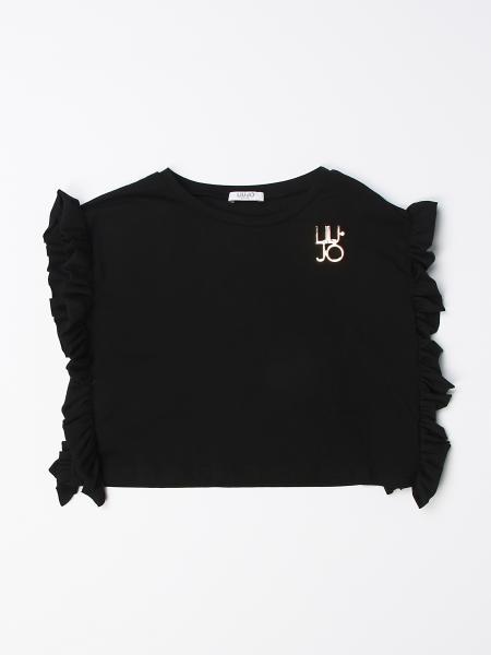 Liu Jo T-shirt with ruffles