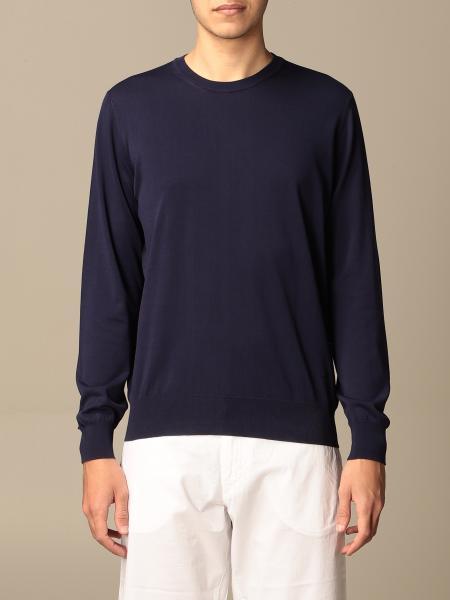 Fay basic crewneck sweater