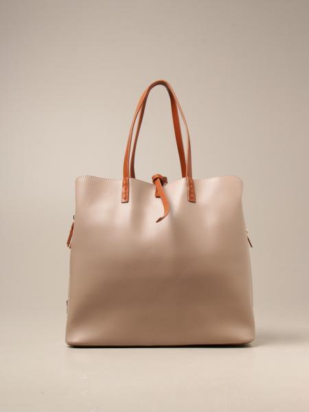 Manila Grace women: Manila Grace handbag in synthetic leather