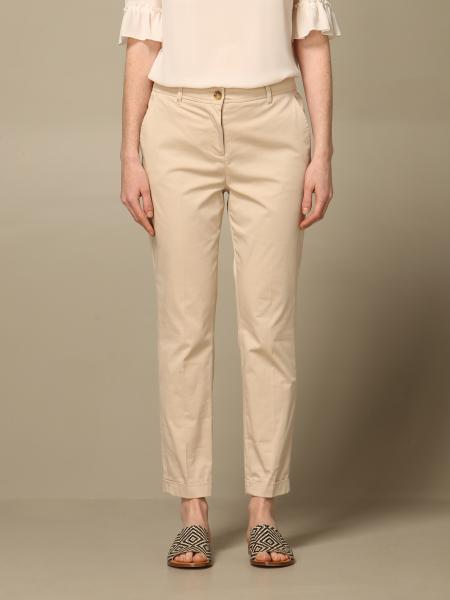 Twin Set Actitude: Twin-set Actitude trousers with america pockets