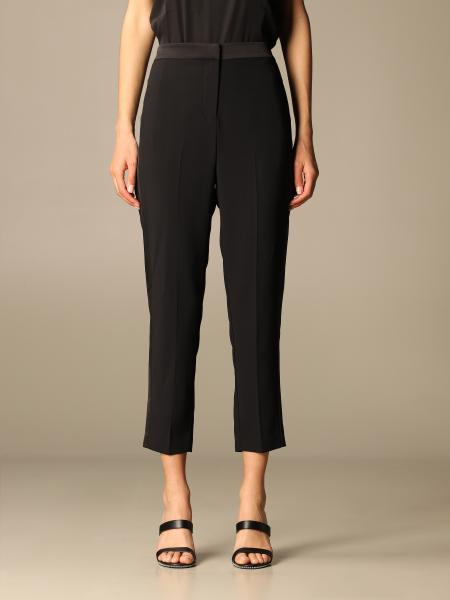 Twin Set Actitude: Twin-set Actitude high-waisted trousers