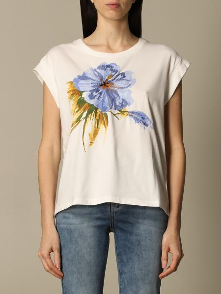 Twin Set Actitude: Twin-set Actitude t-shirt with print