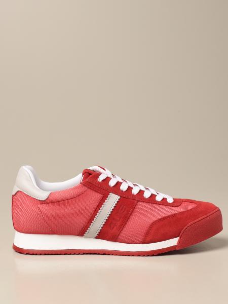 Paciotti 4Us: Sneakers Paciotti 4US in camoscio e rete