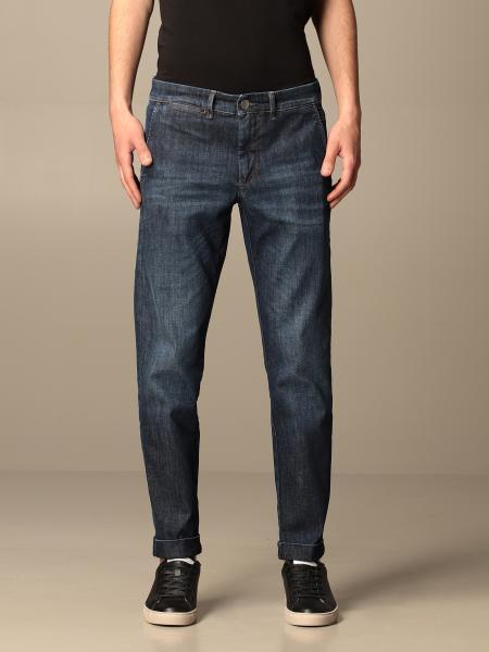 Jeckerson men: Jeckerson 5-pocket jeans in denim