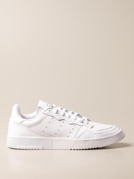 Supercourt Adidas Originals sneakers in leather