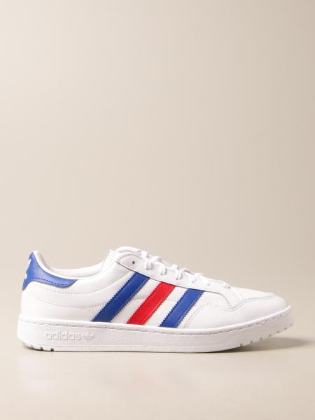 Adidas Originals Team Court sneakers in leather