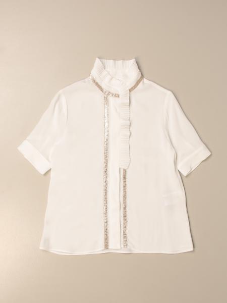 Chloé: Shirt kids ChloÉ