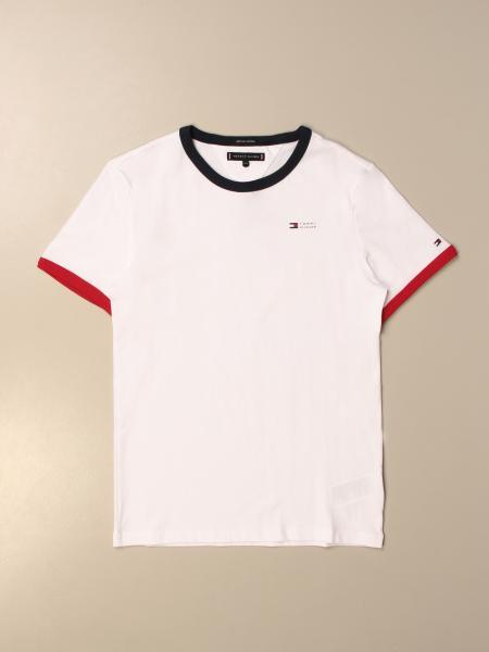 Tommy Hilfiger: T-shirt basic Tommy Hilfiger con mini logo