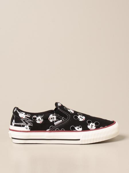 Moa: Moa sneakers with Disney print