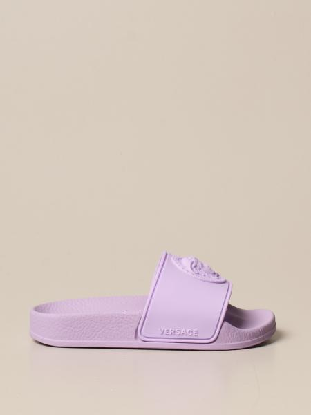 Young Versace: Chaussures enfant Versace Young