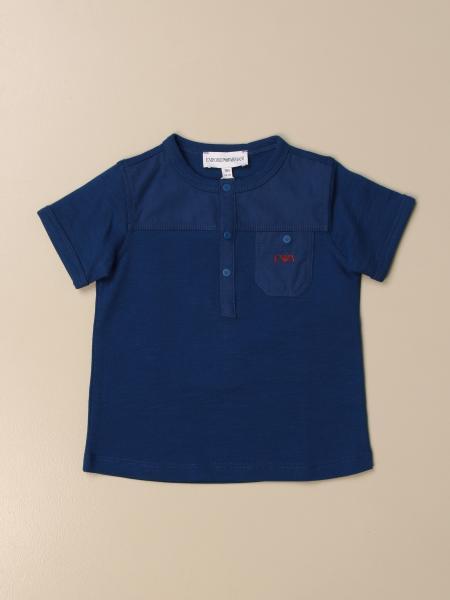 Emporio Armani: Emporio Armani basic t-shirt with pocket