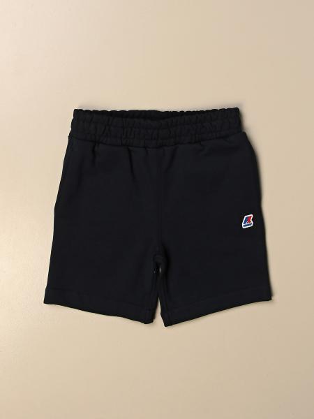 Pantalón corto niños K-way