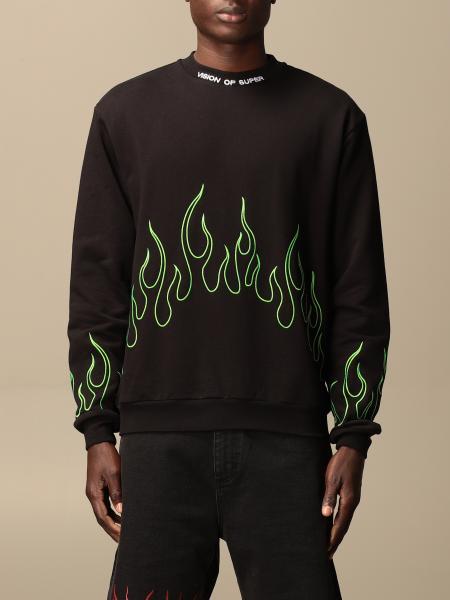 Sweatshirt herren Vision Of Super