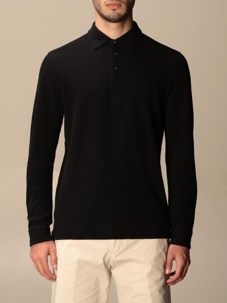Zanone: Polo shirt men Zanone