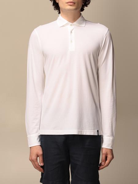 Polo shirt men Drumohr