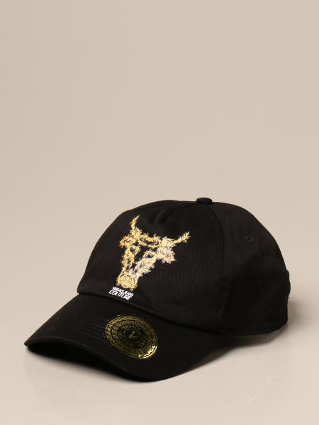 Cappello da baseball Versace Jeans Couture con logo barocco