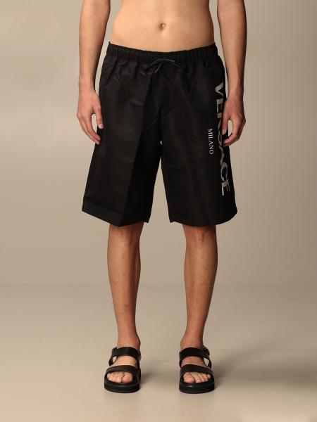 Versace Beachwear: Купальные плавки Мужское Versace Beachwear