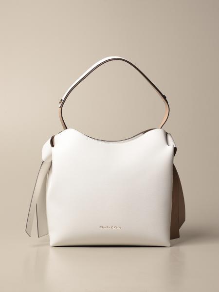 Manila Grace women: Holly Manila Grace handbag in synthetic leather