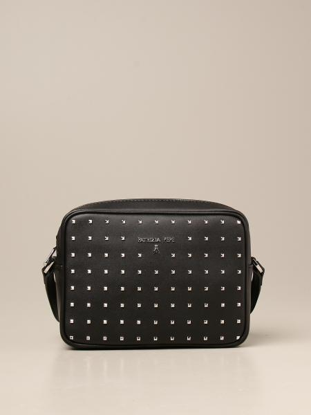 Patrizia Pepe women: Patrizia Pepe bag in smooth leather with studs